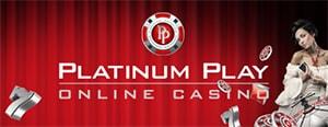 Platinum Play Casino desktop