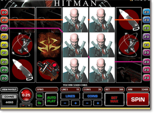 Hitman Online Real Money Pokies