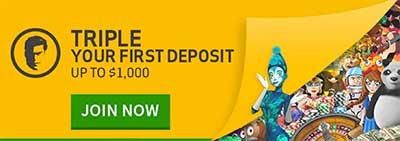 Joe Fortune online pokies welcome bonus Bitcoin