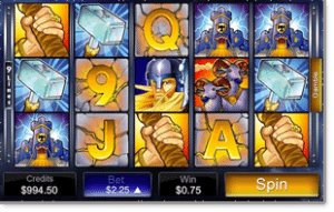 Play Thunderkick slot online