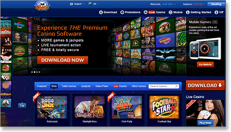 All Slots Casino Review - $/€1,600 + 100 free spins
