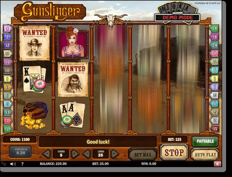 Play-N-Go-Gunslinger