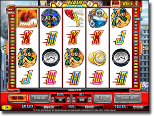 The Flash Real Money Slot Online