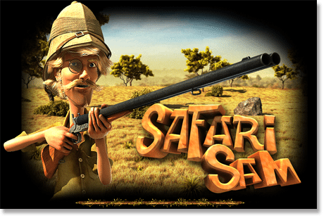 Safari Sam Pokie