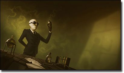 The Invisible Man Online Slot - Net Entertainment
