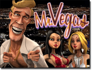 Mr Vegas - BetSoft 3D Online Real Money Pokies