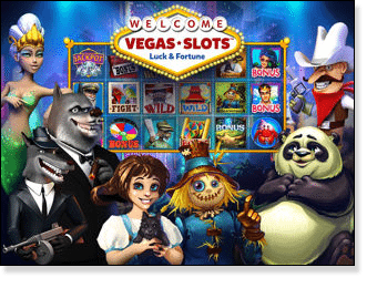 Vegas Slots from Yahoo Games