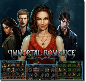 Immortal Romance Pokies for Women at Royal Vegas Casino