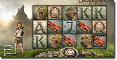 Dragon's Myth online pokies