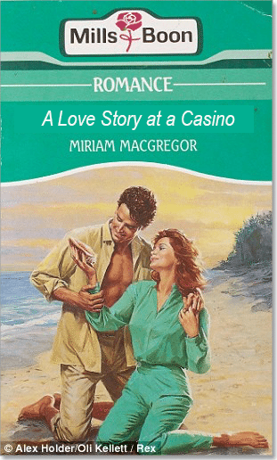 Love story at a casino