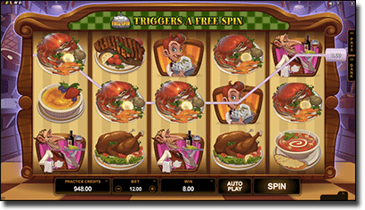 Play Big Chef online slots