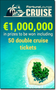 Win a Fortune Lounge luxury cruise ship vacation