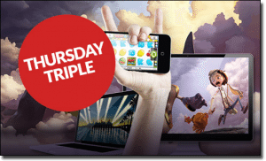 Guts Casino Thursday Triple promo