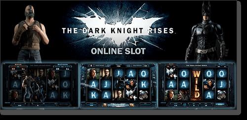 The Dark Knight online progressive jackpot pokies