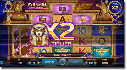 Pyramid: Quest for Immortality online slots