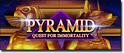 Pyramid: Quest for Immortality officially launches