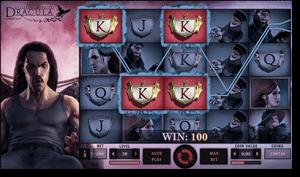 Dracula online pokies game