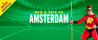 Win a trip to Amsterdam with Rizk Casino