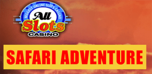 All Slots safari promo