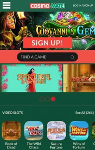 Casino-Mate.com online pokies site best