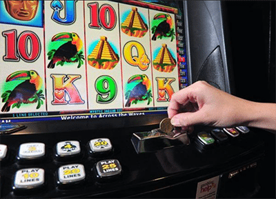 Victorian pokies losses