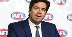 AFL CEO Gillon McLachlan