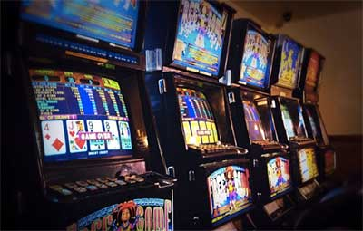 Pokies limiting system at venues