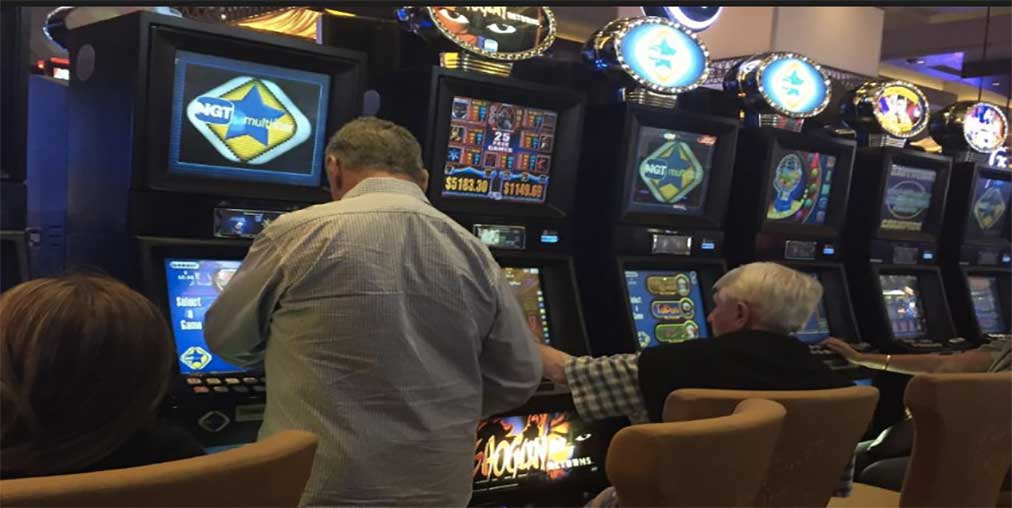 Pokies cash out restrictions