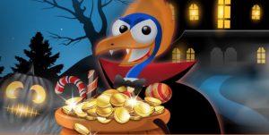 Emu Casino Halloween Bonus