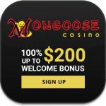 Mongoose Casino mobile app