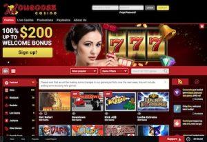 Mongoose Casino pokies