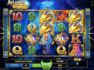 Mucho Vegas Atlantis World