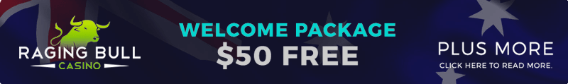 Raging Bull Casino bonus