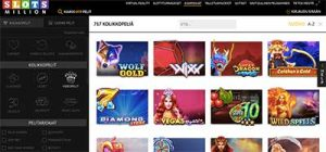 Slots Million online casino Finland