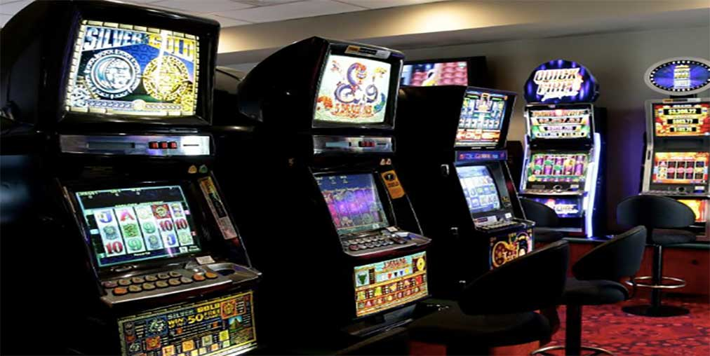 Poker machines in Victoria