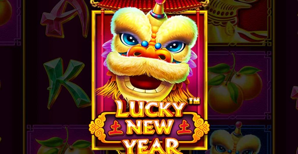 Lucky New Year Pragmatic Play slot release 2018