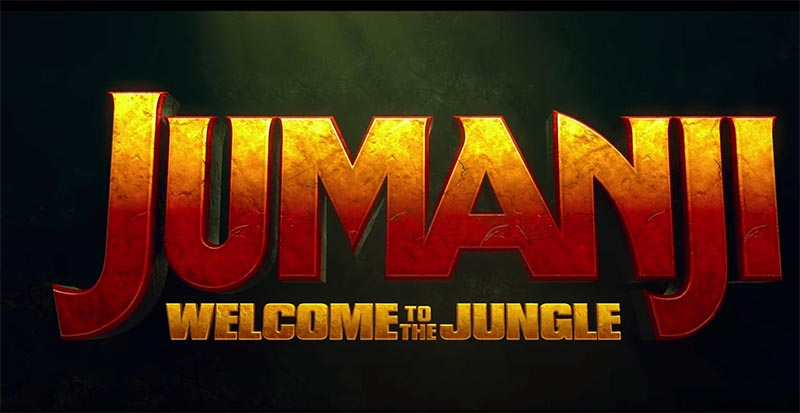 Jumanji online slot by net ent
