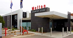 Melton Country Club's pokies are controlled by Essendon
