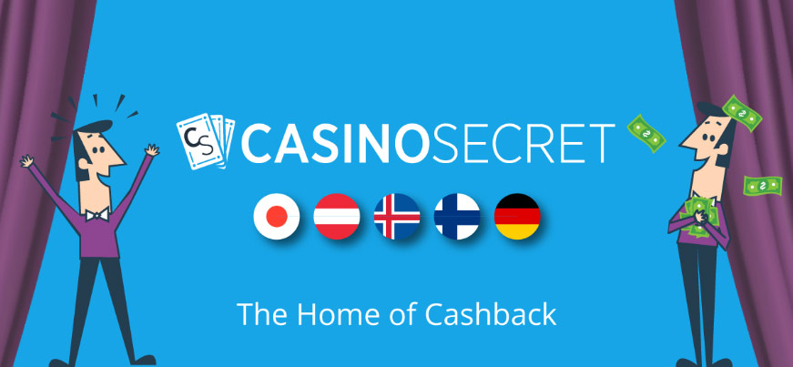 The Home of Cashback - CasinoSecret.com