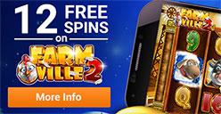 Farm Ville 2 free spins bonus