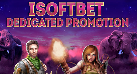 Win up to $500 cash on iSoftBet pokies