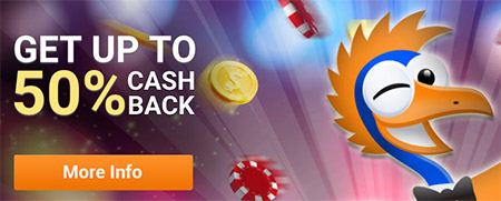 June bonus offers at Emu Casino
