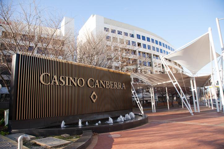 Canberra Casino, Canberra - Australian Casinos
