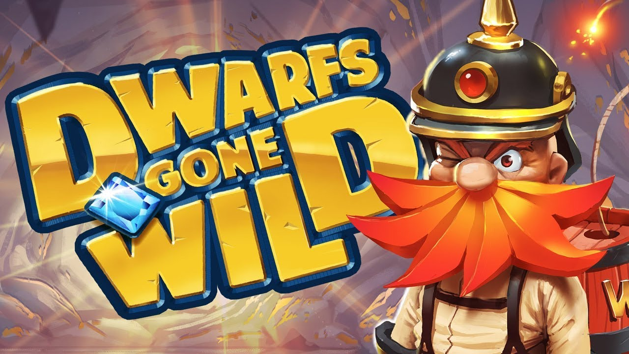Dwarfs Gone Wild Pokie