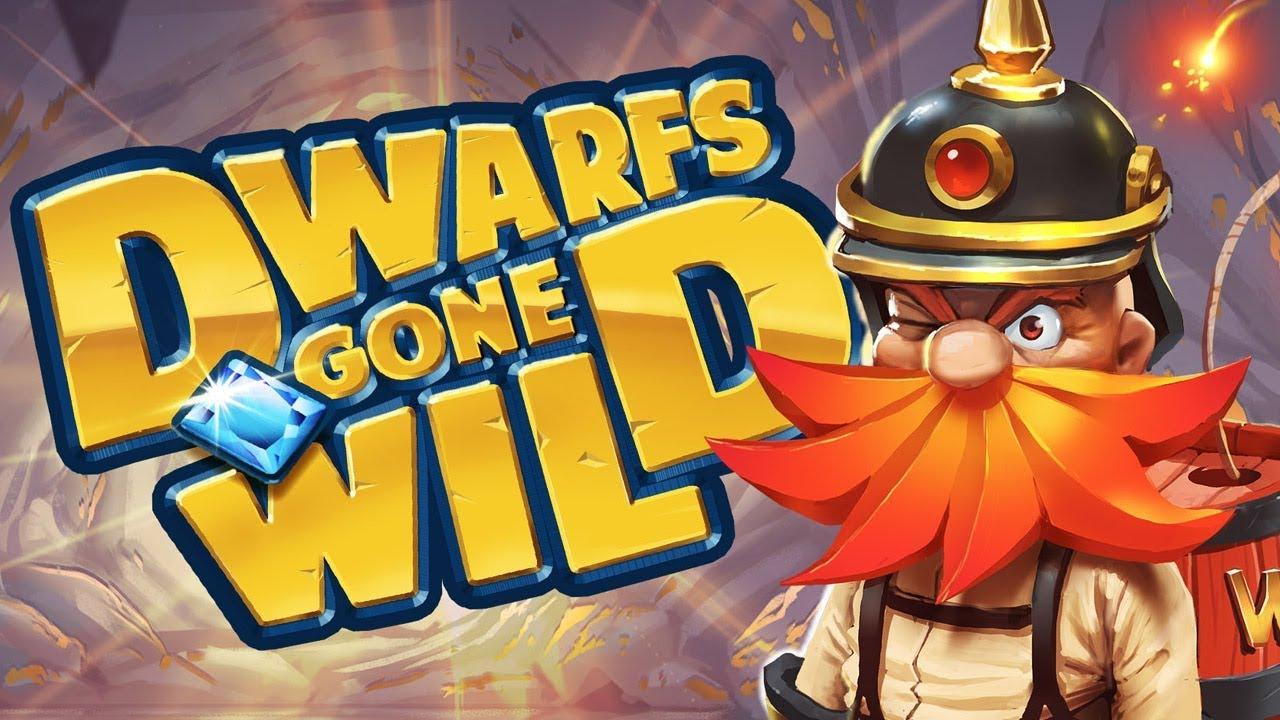Dwarfs Gone Wild Pokie