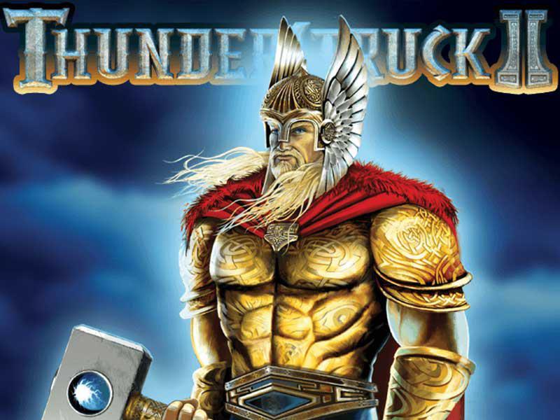 Thunderstruck online pokie