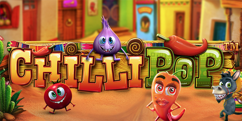 Chilli Pop Online Slot